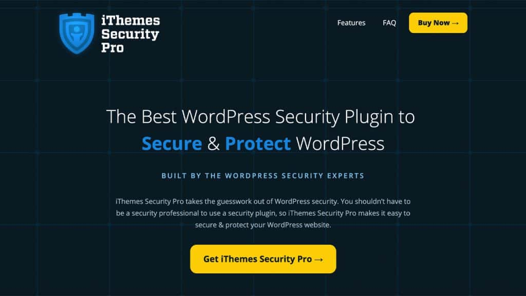 ithemes security review