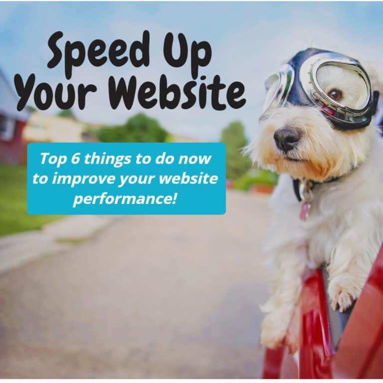 Top 6 Things That Speed Up Your Website