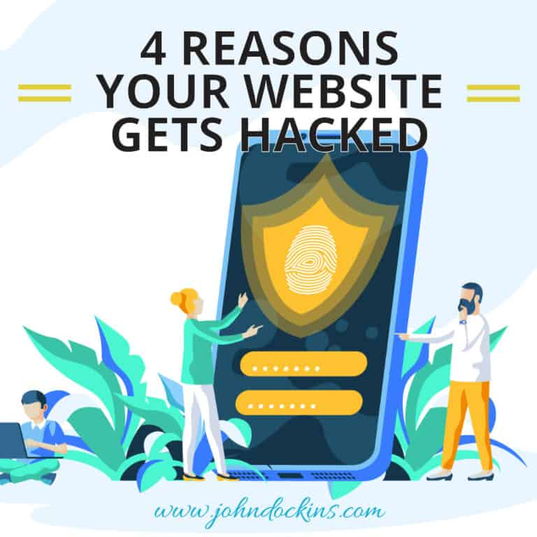 4 Common Reasons Why WordPress Sites Get Hacked